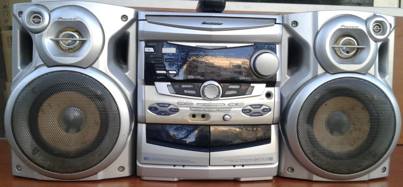 PIONEER ... XR-A4900 STEREO CD CASSETTE DECK RECEIVER