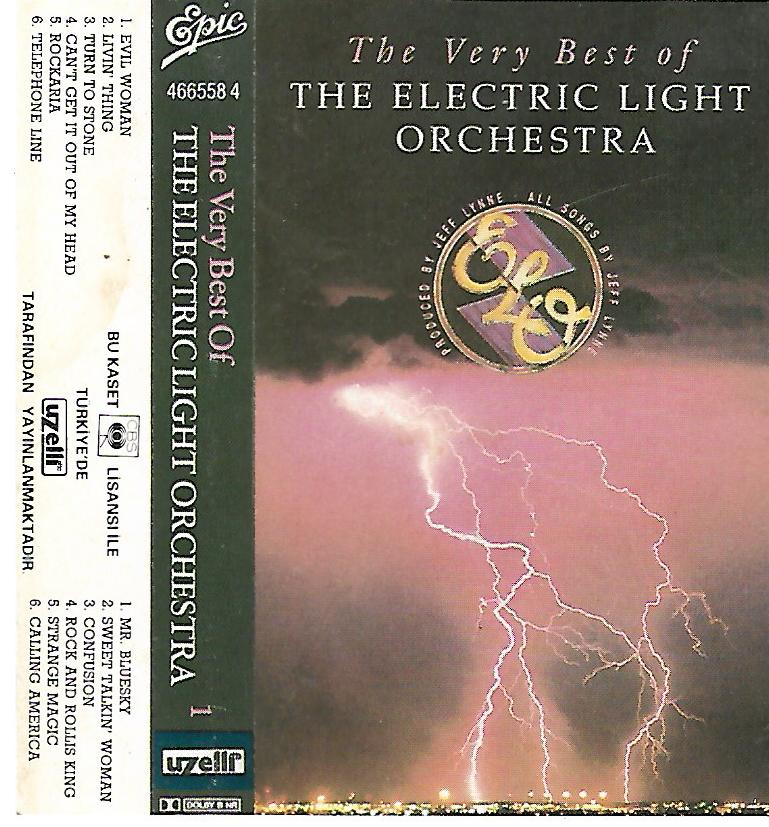 THE ELECTRİC LIGHT ORCHESTRA - THE VERY BEST OF